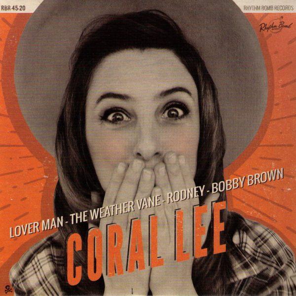 Coral Lee Rhythm Bomb RBR 45-20 Front
