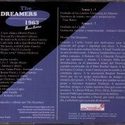 Dreamers 1963 Back