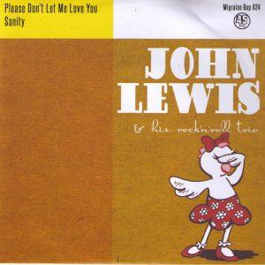 John Lewis Migraine Bop 024 Front