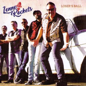 Lenne Rockets Loser's Ball CD LRT 1701