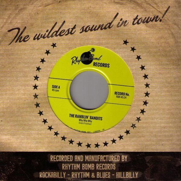 The Ramblin' Bandits Rhythm Bomb RBR-45-24