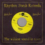 Twisted Rod Rhythm Bomb RBR 45-21 Back
