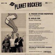 Planet rockers moon 45 back