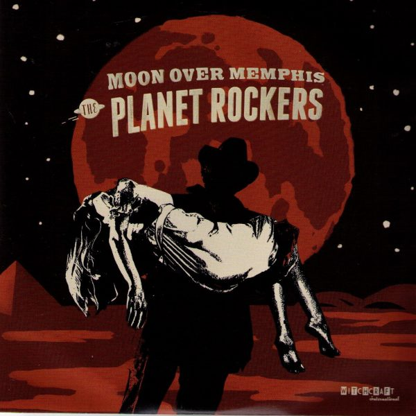 Planet rockers moon 45 front