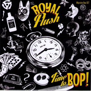 Royal Flush Time to bop Migraine 027 front