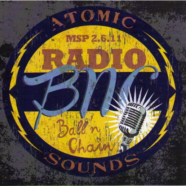 Atomic Radio MSP2.6.11 BNC Ball 'n Chain