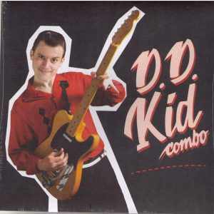 D.D. Kid Combo Front STR-MGV-005