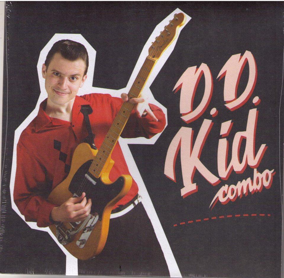 D.D. Kid Combo Front STR-MGV-005