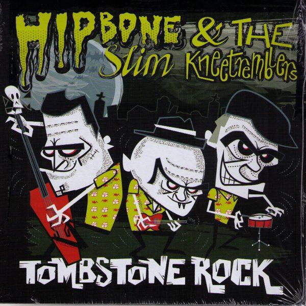 Hipbone & the Slim KneetremblersSTR-MGV-004 Front