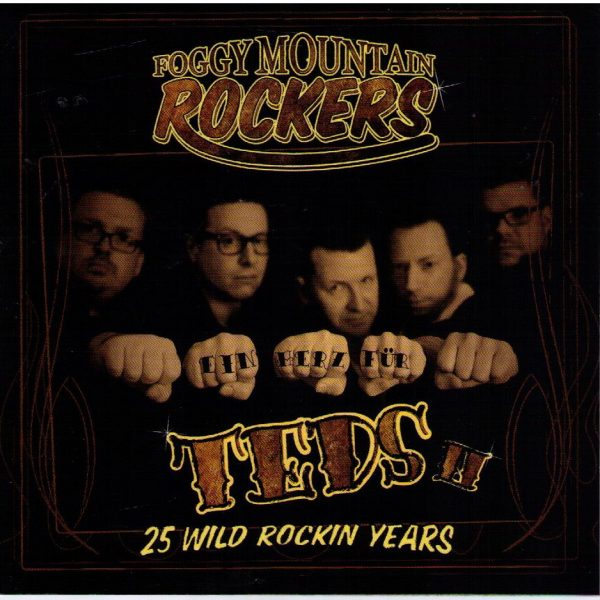 Foggy Mountain Rockers Teds II Front