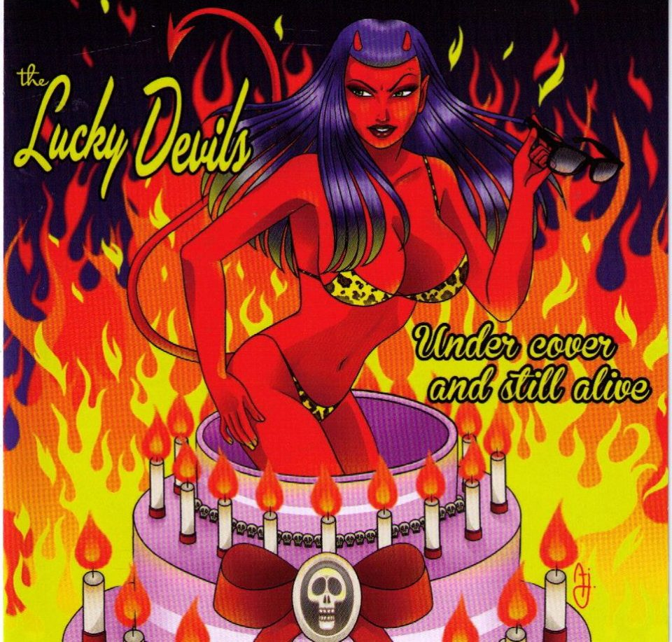 Lucky Devils Under Cover Front