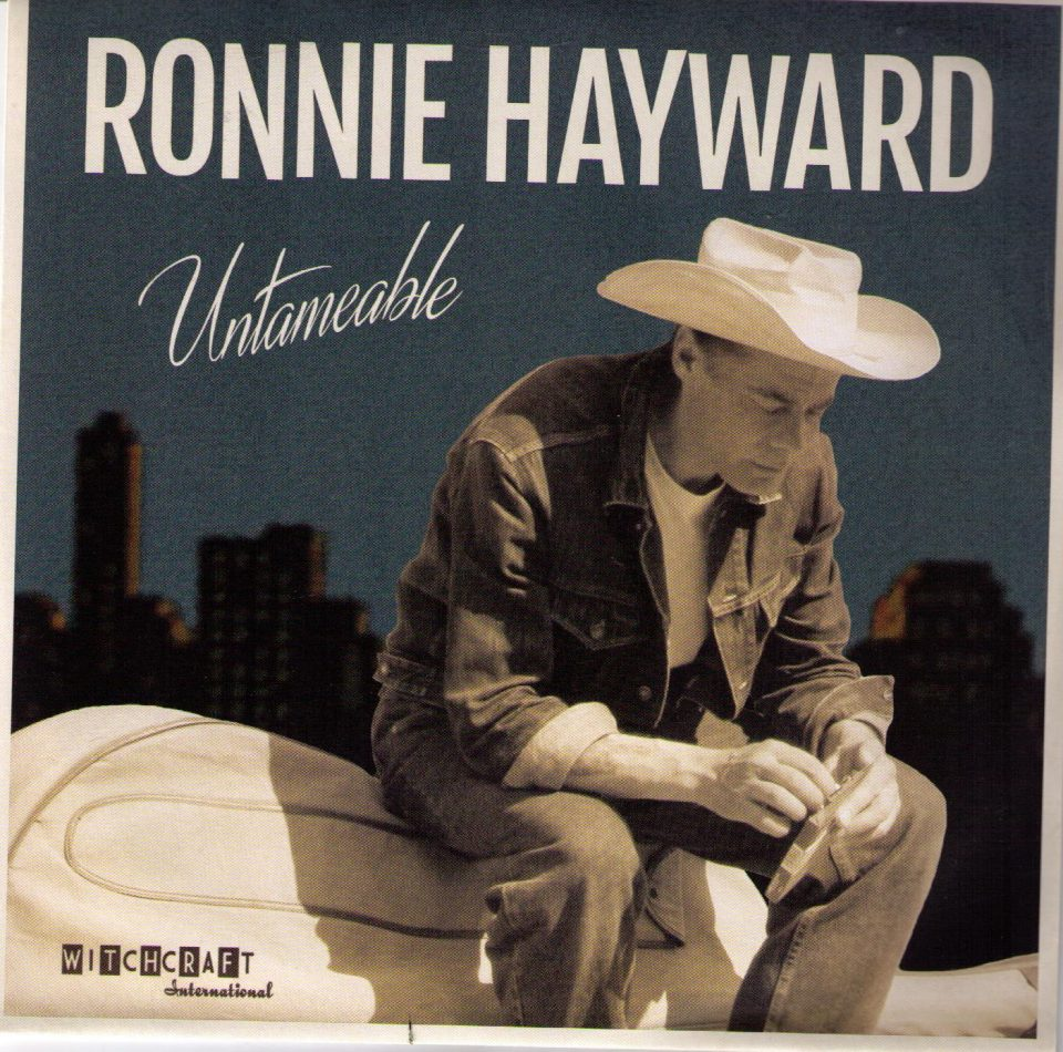 Ronnie Hayward Untameable Front