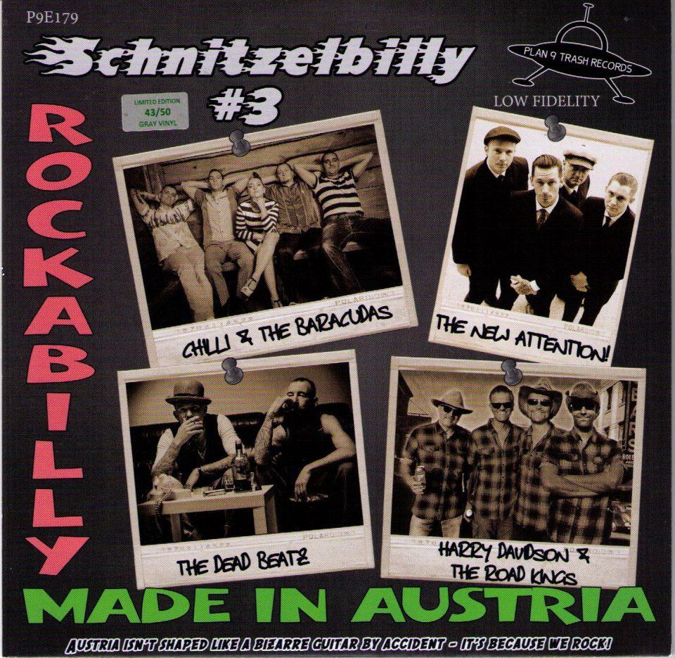 Schnitzelbilly 3 Front
