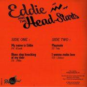 Eddie and the Head-Stants Eddie is my name Back