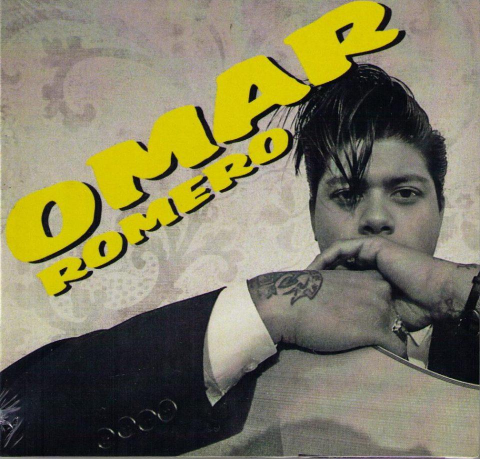 Omar Romero CD Wild Front