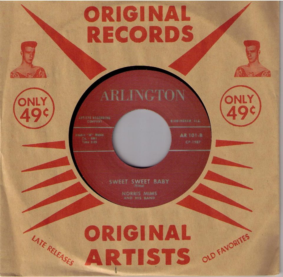 Original Records Front