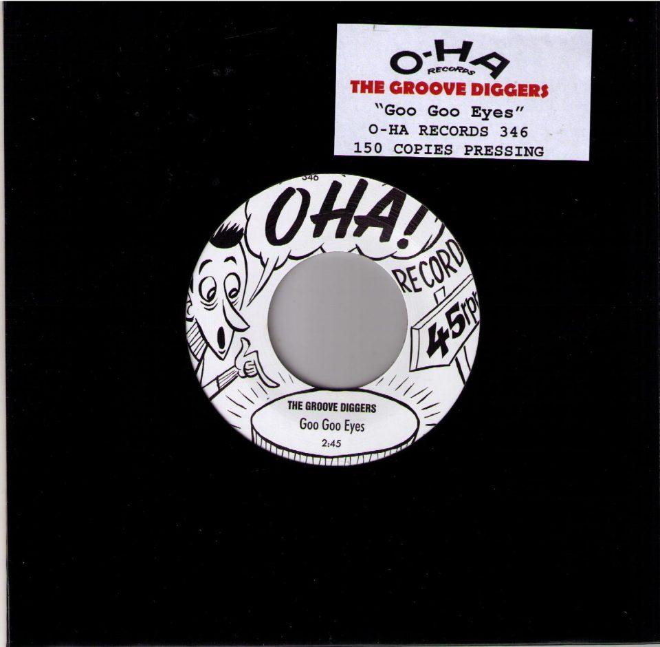 Groove Diggers O-ha346