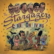 Stargazers Carry on jiving FRONT
