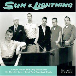 Sun & Lightning EP front