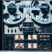 White Lines Reel to Reel CD Front