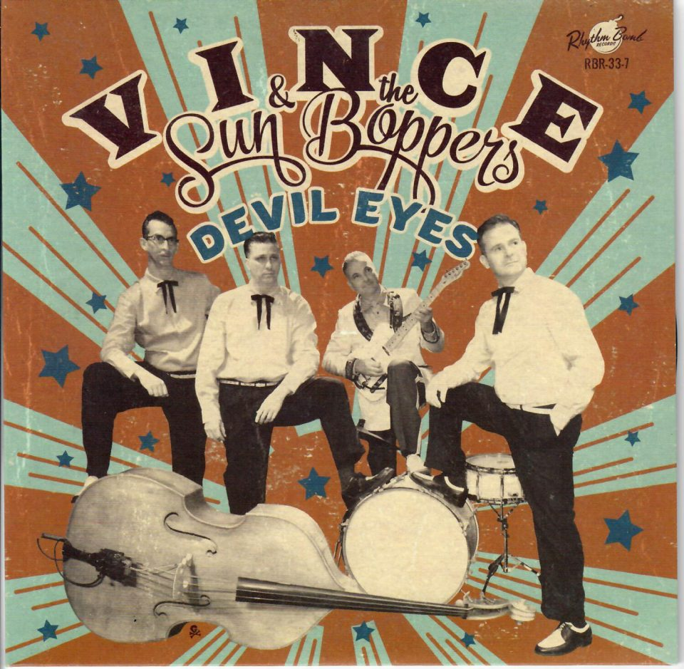 Vince Devil eyes Si front