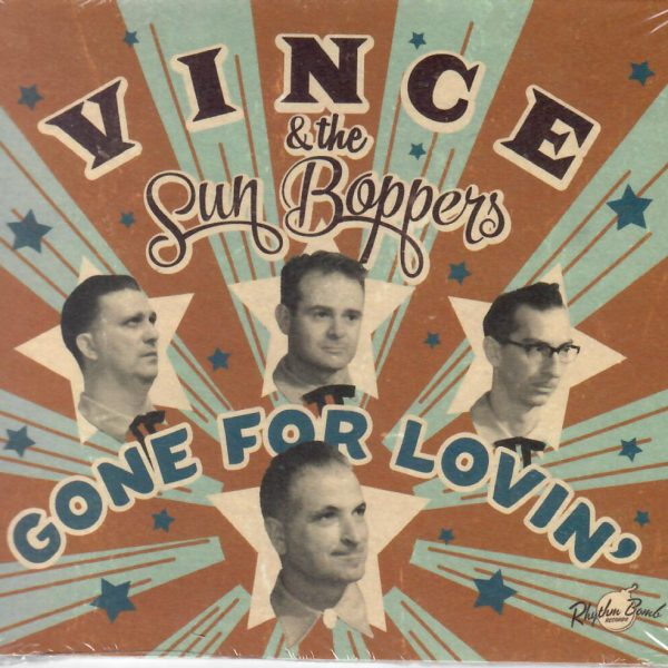 Vince Gone for lovin front
