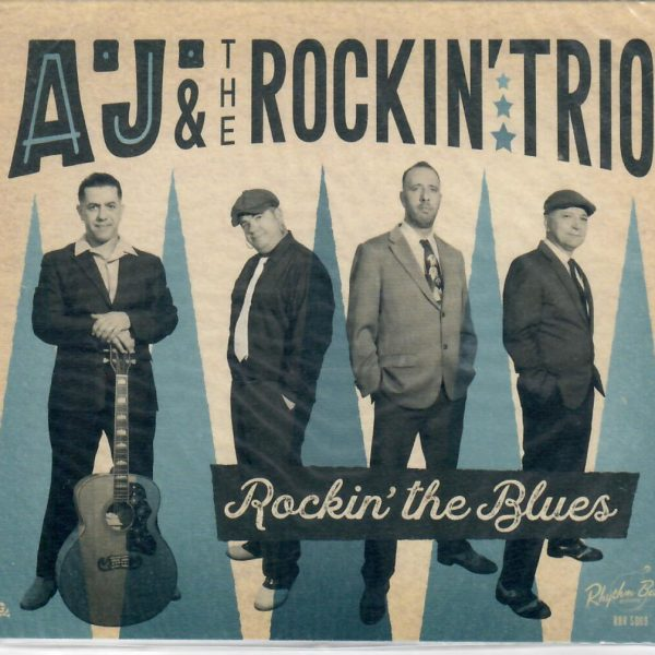A.J. Rockin' the Blues