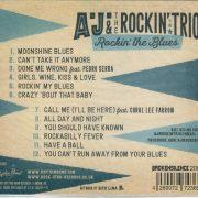 A.J. Rockin' the Blues back