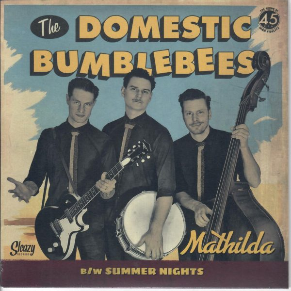 Domestic Bumblebees Mathilda Front
