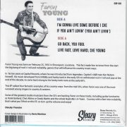Faron Young I'm gonna Live back