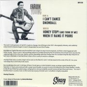 Faron Young Snowball back