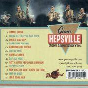 Gone Hepsville Gimme! back