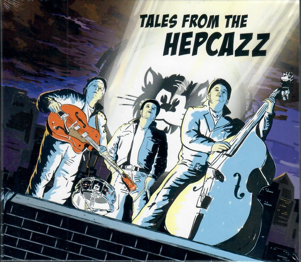 Hepcazz Tales from front