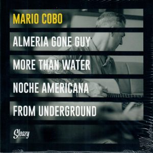 Mario Cobo Almeria gone guy EP front