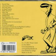 Panhandle Alks Alk-a-billy lebt noch immer CD back