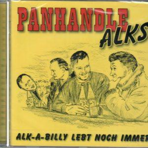 Panhandle Alks Alk-a-billy lebt noch immer CD front