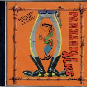 Panhandle Alks Düsseldorf CD front