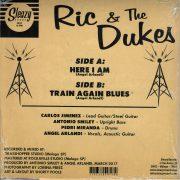 Ric & the Dukes Train again Blues back