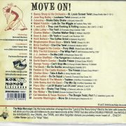 VA move on CD back