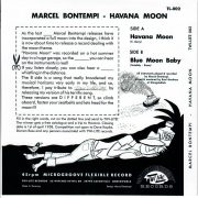 Marcel Bontempi Havanna moon Si back