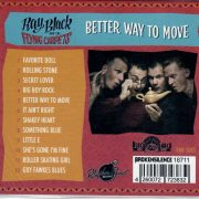 Ray Black Better way to Move CD back
