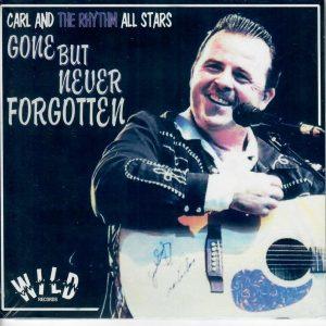 Carl & rhythm all stars Gone front