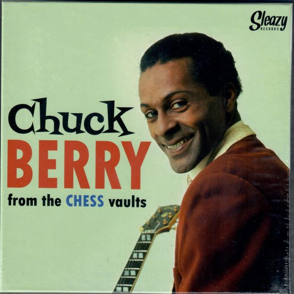 Chuck Berry Box front