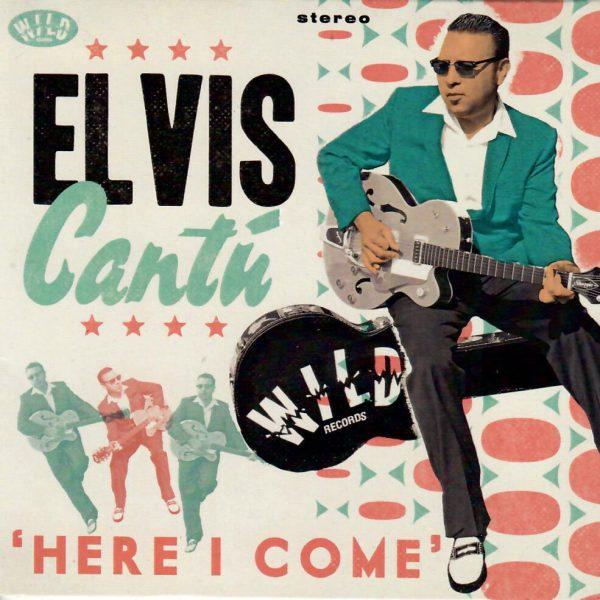 Elvis Cantü front