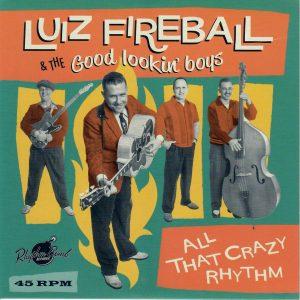Luiz Fireball good locking front
