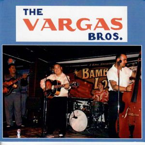 Vargas Brothers CD front