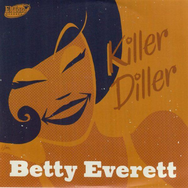 Betty Everett Killer Diller front