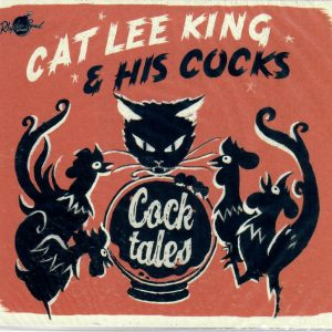 Cat Lee King Cock-Tales Cd front