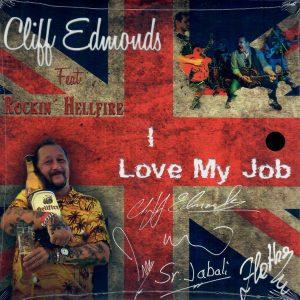 Cliff Edmonds I love my job front