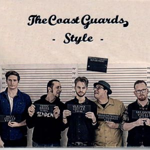 Coast Guards CD front